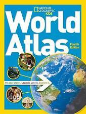 National Geographic Kids World Atlas by National Geographic (Paperback, 2013)
