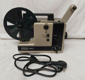 EUMIG 624D SUPER 8 / 8mm Projector