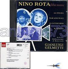 "NINO ROTA ""FILM MUSIC"" RARE CD OST - GIANLUIGI GELMETTI"