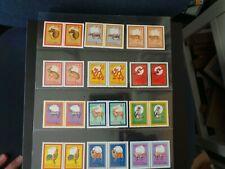 Macau stamps 1984 - 1995, lunar year x 2