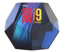 Intel i9 9900K CPU BOX Prozessor, 8-Core, 3,6GHz, Coffee Lake LGA 1151, 16MB L3