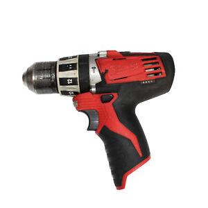 (N07985) Milwaukee  2411-20 Hammer Drill