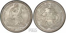 Circulated NGC Certified Seated Liberty Dimes (1837-1891)