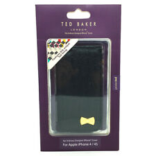 Ted Baker Unique Designer Leather Flip Case For iPhone 4/4s Exclusive for Women
