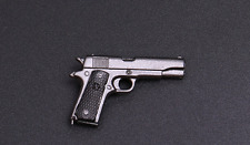 "1:6 Scale M1911 Pistol Model Gun Toys Movie Weapon Props F 12"" Action Figure"
