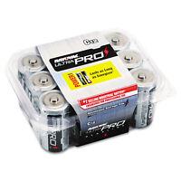 Rayovac Ultra Pro Alkaline Batteries C 12/Pack ALC12PPJ