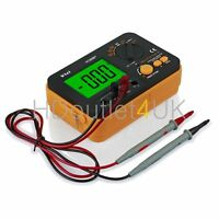 Digital Insulation Resistance Tester with 6 AA Batteries