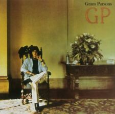 *NEW* CD Album Gram Parsons - GP (Mini LP Style Card Case) Country Rock   *
