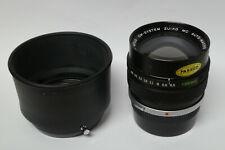 Olympus OM System Zuiko MC Auto-Macro 4,5 / 135 mm Objektiv Kopf