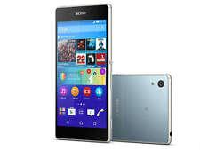 """5.2"""" Sony Ericsson XPERIA Z3 D6603 4G LTE 20.7MP 16GB Débloqué Téléphone Vert"""