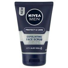 Nivea Men Protect & Care Exfoliating Face Scrub 125 ml