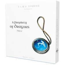 T.I.M.E Stories expansion : Prophecy of Dragons Case