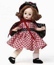 "New ListingMadame Alexander Red Riding Hood 8"" Inch Doll New In Box"