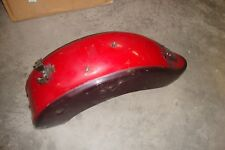 2000 Yamaha XVS650 XVS 650 A V Star Classic Rear Fender Wheel Wheel Red Back 00