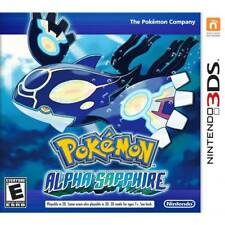 Completed Pokemon Alpha Sapphire-All 721, All Badges, All Mega Stones+Items!