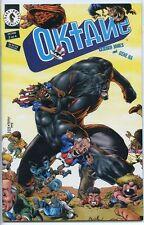 Oktane 1995 series # 2 near mint comic book