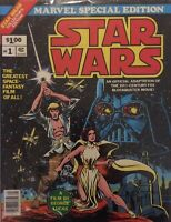 Comic Star Wars #1 (MARVEL SPECIAL EDITION GIANT) COLLECTORS EDITION.VF 7,5 1977