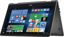 """Dell Inspiron 2-in-1 15.6"""" FHD Touch Laptop Intel Core i7-6500U 12GB 512GB SSD"""