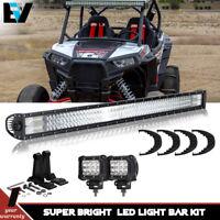 44'' straight LED LIGHT BAR  POLARIS RZR 1000 XP / S , RZR 900 , 2016 Turbo