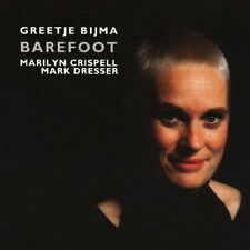 CD Album Greetje Bijma Barefoot (Marilyn Crispell, Mark Dresser) 90`s Enja