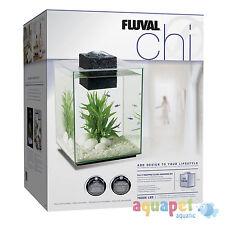 Fluval Chi 19L Glass Aquarium Fish Tank
