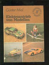 Elektroantrieb von Modellen