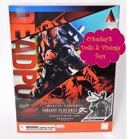 DEADPOOL X-FORCE VERSION Marvel VARIANT Play Arts KAI 20pts Articulation_NRFB