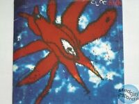 THE CURE HIGH france PROMO CD card sleeve