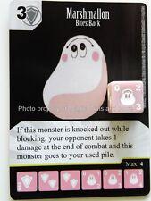 Yu-Gi-Oh! MARSHMALLON Bites Back #093 rare Yugioh Dice Masters card #93/120