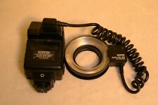 Sunpak DX-8R macro ring flash