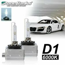 2pcs 55W D1C D1S D1R OEM HID XENON HEADLIGHT BULBS 6000K Replacement White Light