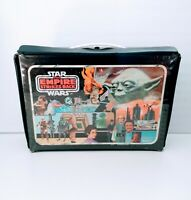 VTG Star Wars The Empire Strikes Back Action Figure Carrying Case 1980 LFL