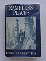 Arkham House Nameless Places HC/DJ First Edition