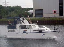 Motoryacht mit Achterkajüte Werftbau Drettmann 940