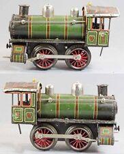BING 1910 LOCO 020  mécanique / jouet ancien