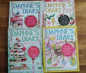 Daphnes Diary 2017/2018 -Kreative Hefte zum Schmökern und Träumen