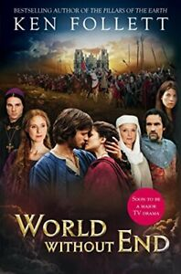 World Without End by Follett, Ken Book The Cheap Fast Free Post