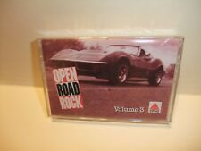 Citgo Open Road Rock Volume 3 Audio Cassette Tape--NIP