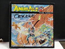 ANIMALS The night A3670 CB 111
