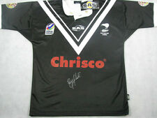BENJI MARSHALL Hand Signed New Zealand Football Jersey