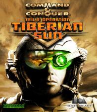 Command & Conquer 3: Operation Tiberian Sun Deutsche in Original CDrom Hülle