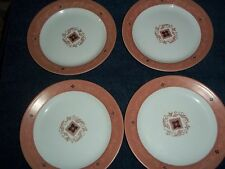 Corelle Mesa Verde Salad Plates Lot of 4 EUC