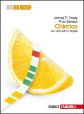 Chimica. Con Chemistry in english. Volume unico. Con espansione online. Per...