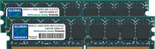 8gb (2x 4gb) DDR2 800mhz pc2-6400 240-pin ECC UDIMM SERVIDOR / Workstation RAM