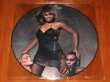"TINA TURNER LET'S STAY TOGETHER *RARE* 12"" PICTURE DISC VINYL 1983 UK LIMITED"