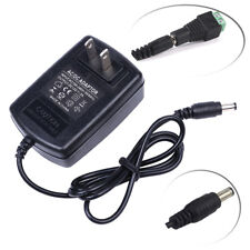 AC DC 12V 2A 24W POWER SUPPLY ADAPTER CHARGER FOR CAMERA / CCTV LED STRIP LIGHT