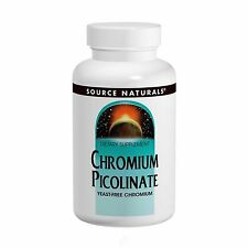 Source Naturals Chromium Picolinate 200Mcg 240