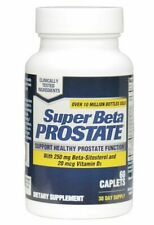 New Vitality NV-0003-B Super Beta Prostate 60 Capsules for Urinary System Supplement