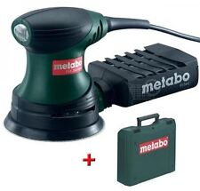 METABO 240W 125MM ELECTRIC DETAIL PALM SANDER ORBITAL SHEET SANDING TOOL FSX200