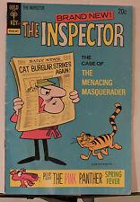 The Inspector #1 (Jul 1974, Western Publishing)